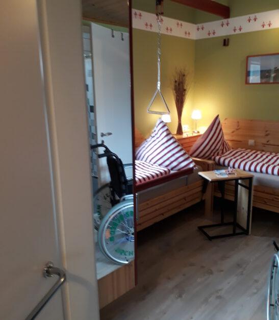 Betten liftergeeignet, mit Motorrahmen für Kopf/Fuss