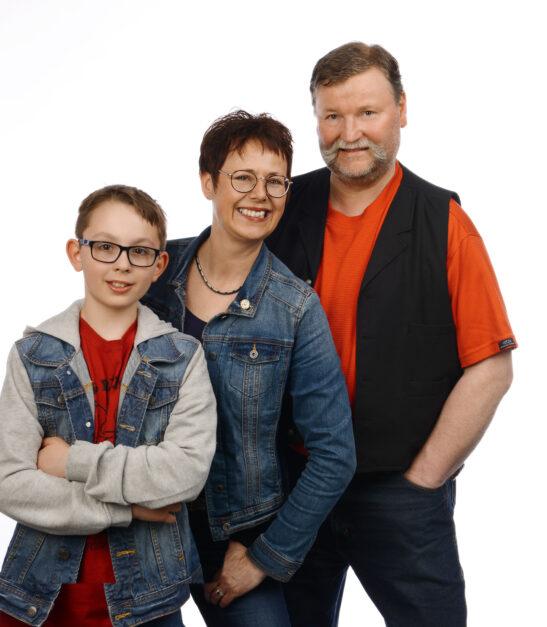 Ihre Gastfamilie